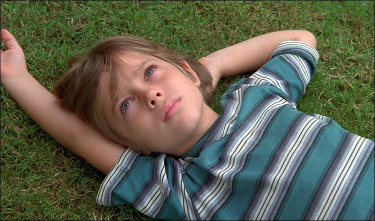 Press (film) movie scenes Ellar Coltrane at age six in a scene from the film Boyhood The film was nominated for an Oscar Award for best feature ASSOCIATED PRESS Enlarge
