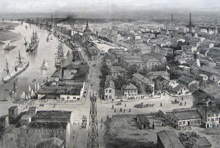 Preston, Georgia in the past, History of Preston, Georgia