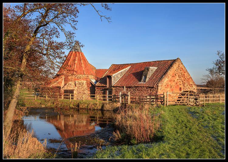 Preston Mill Preston Mill East Linton a photo from East Lothian Scotland