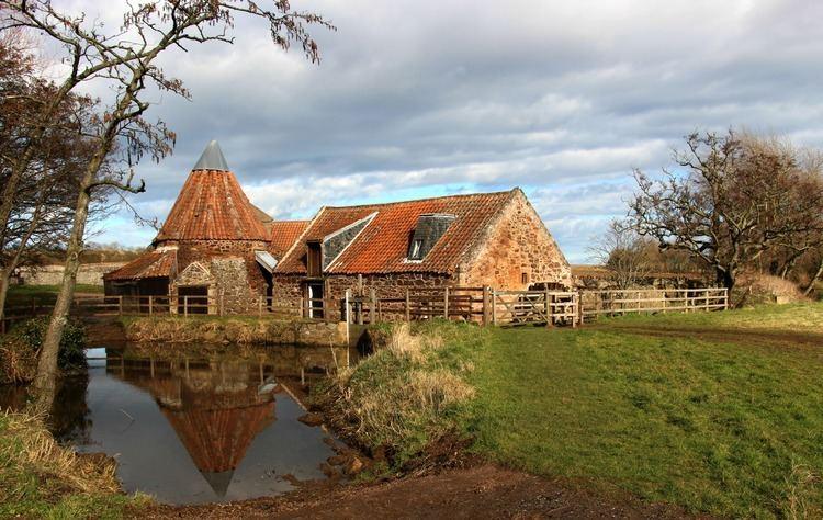 Preston Mill Prestonkirk Mill Outlander Film Set Borders Journeys Tailor