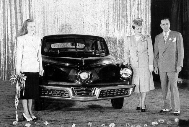 Preston Tucker Daughter Of S Old Cars Weekly