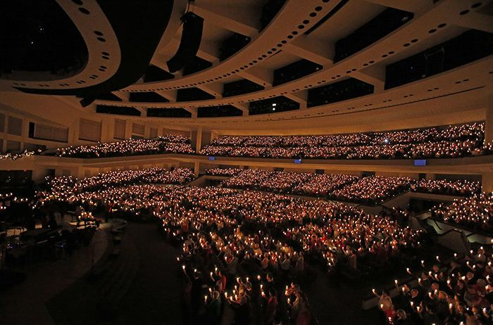 Prestonwood baptist church the gift of christmas
