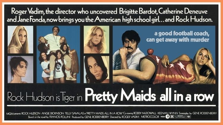 Pretty Maids All in a Row Pretty Maids All In A Row 1971 Trailer Color 255 mins YouTube