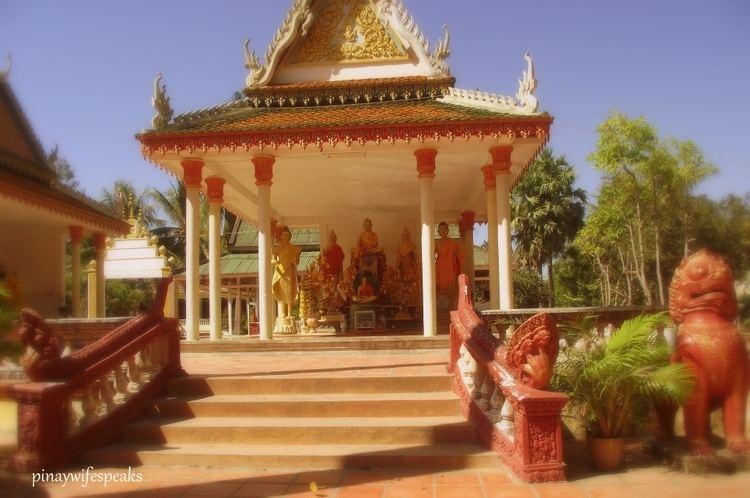 Prey Veng Province Beautiful Landscapes of Prey Veng Province