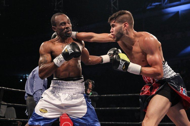 Prichard Colón Prichard Colon vs Vivian Harris September 11th 2015 FULL FIGHT
