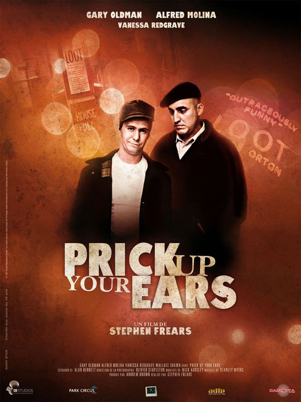 Prick Up Your Ears Prick Up Your Ears 1987