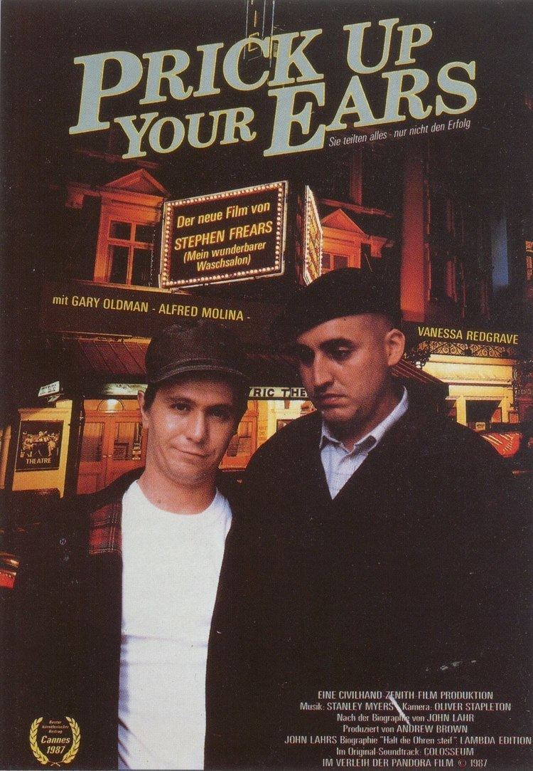 Prick Up Your Ears Prick Up Your Ears 1987 Movie Trailer YouTube