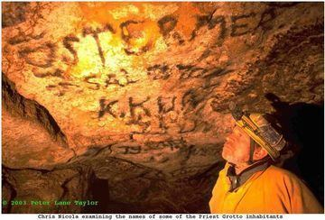 Priest's Grotto The Secret of Priest39s Grotto A Holocaust Survival Storyquot with