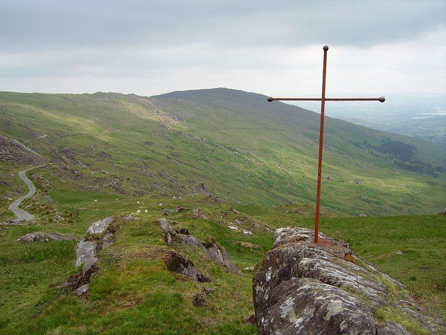Priest's Leap Priests Leap Scenic Drive Route Map and Guide Co Cork and Kerry