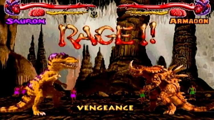 Primal Rage Primal rage Gamecube Full game Sauron YouTube