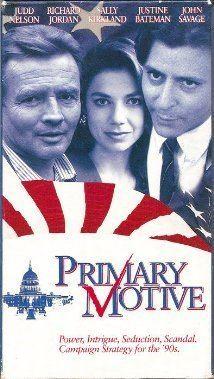 Primary Motive movie poster