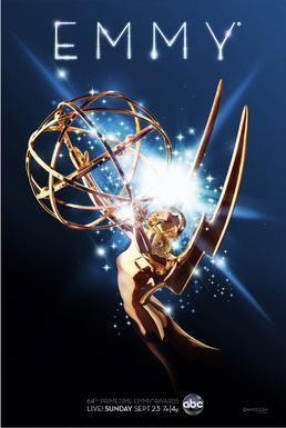 Primetime Emmy Award 64th Primetime Emmy Awards Wikipedia