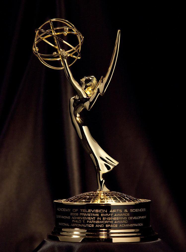 Primetime Emmy Award NASA NASA Television Receives Philo T Farnsworth Primetime Emmy Award