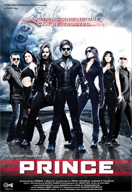 Download Prince 2010 Movie HD Official Poster 8 BollywoodMDB