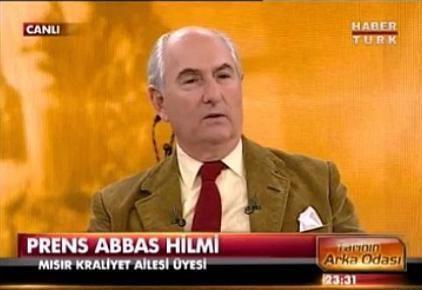Prince Abbas Hilmi Egypts First Ladies