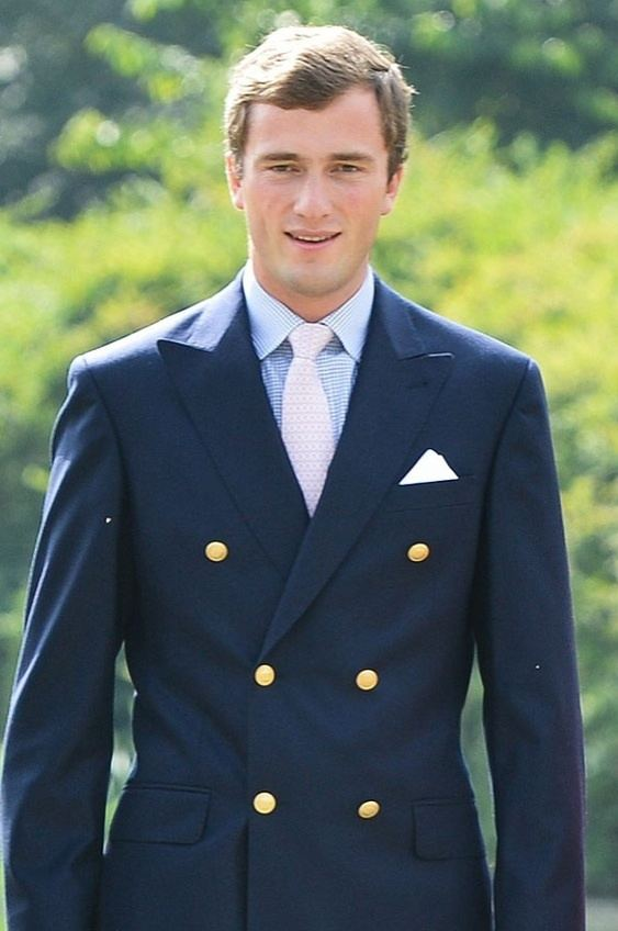Prince Amedeo of Belgium, Archduke of Austria-Este Newly Engaged HRH Prince Amedeo of Belgium Archduke of