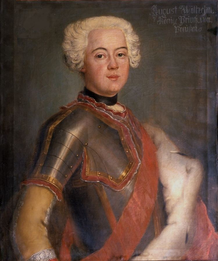 Prince Augustus William of Prussia Prince Augustus William of Prussia Wikipedia