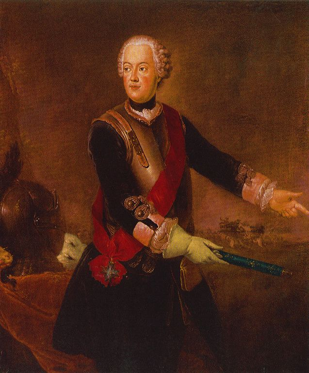 Prince Augustus William of Prussia Prince Augustus William of Prussia c1750 Antoine Pesne WikiArtorg