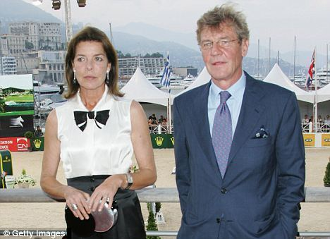 Prince Ernst August of Hanover (born 1954) Princess Caroline39s husband Prince Ernst steps out with a 22year