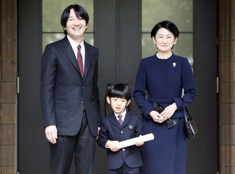 Prince Hisahito of Akishino Prince Hisahito the future of Japan39s monarchy