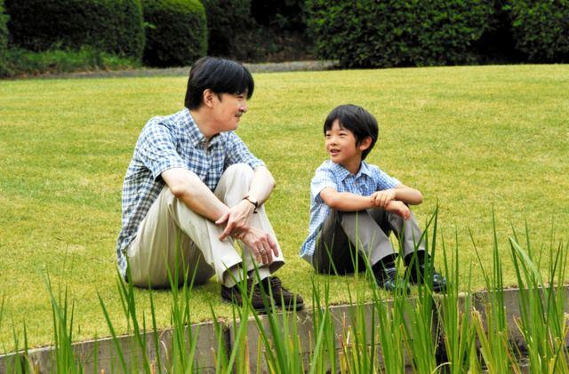 Prince Hisahito of Akishino Prince Hisahito IMPERIAL FAMILY OF JAPAN