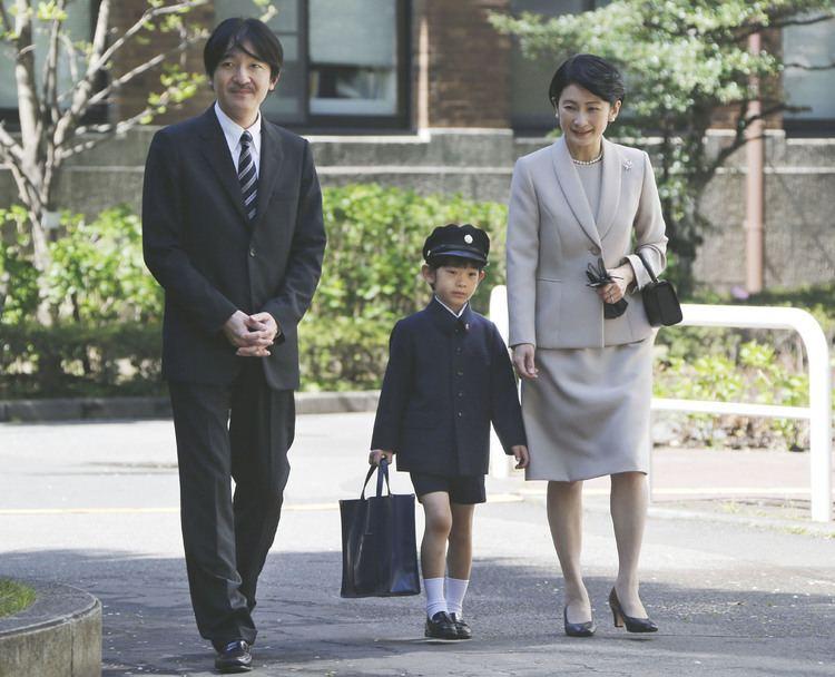 Prince Hisahito of Akishino Prince Hisahito the future of the monarchy The Japan Times