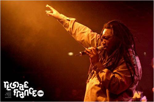 Prince Malachi Reggaefrancecom Artist page Prince Malachi