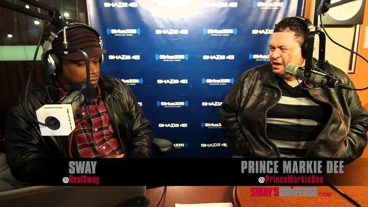 Prince Markie Dee Prince Markie Dee Talks The Fat Boys Weight Loss on Sway in the