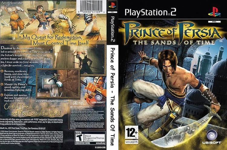Prince Of Persia The Sands Of Time Alchetron The Free Social Encyclopedia