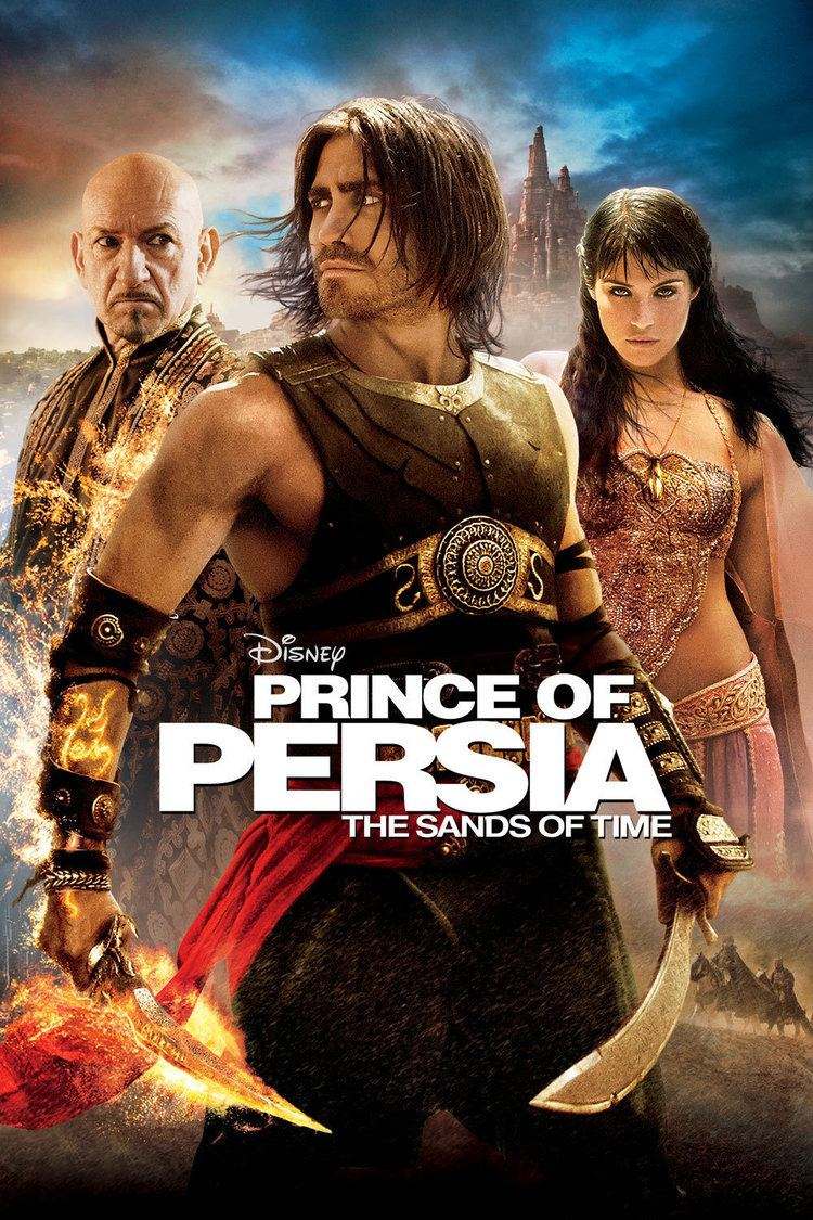 Prince of Persia: The Sands of Time - Alchetron, the free