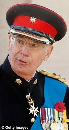 Prince Richard, Duke of Gloucester Duke of Gloucester puts wind up the locals Daily Mail Online