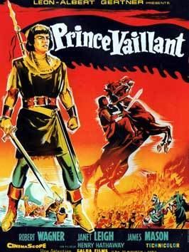 Prince Valiant (1954 film) Prince Valiant Movie Posters From Movie Poster Shop