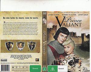 Prince Valiant (1954 film) Prince Valiant1954James MasonMovieDVD eBay