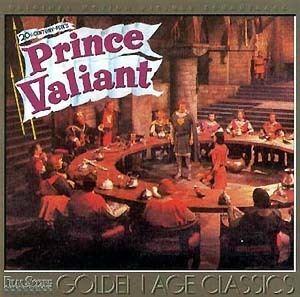 Prince Valiant (1954 film) Prince Valiant Soundtrack details SoundtrackCollectorcom