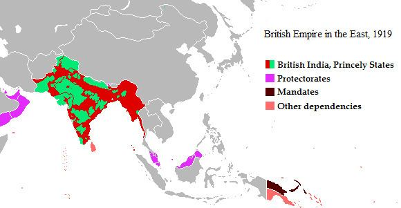 Princely state List of princely states of British India alphabetical Wikipedia