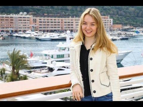 Princess Alexandra of Hanover (born 1999) Princess Alexandra of Hanover The Ice Princess YouTube