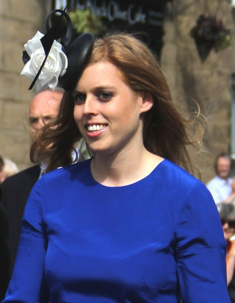 Princess Beatrice of York Princess Beatrice of York Wikipedia the free encyclopedia