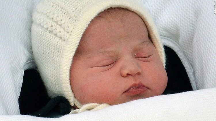Princess Charlotte of Cambridge Duchess of Cambridge shoots photos of Princess Charlotte