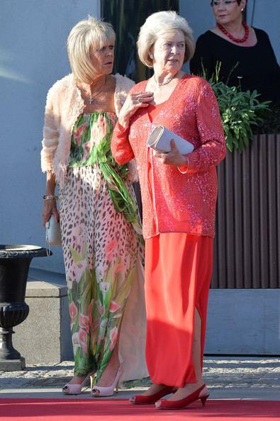 Princess Margaretha, Mrs. Ambler Princess Margaretha and Princess Birgitta of Sweden Photos