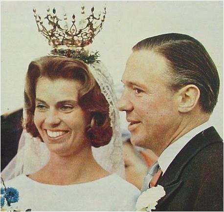 Princess Margaretha, Mrs. Ambler The Royal Order of Sartorial Splendor Wedding Wednesday