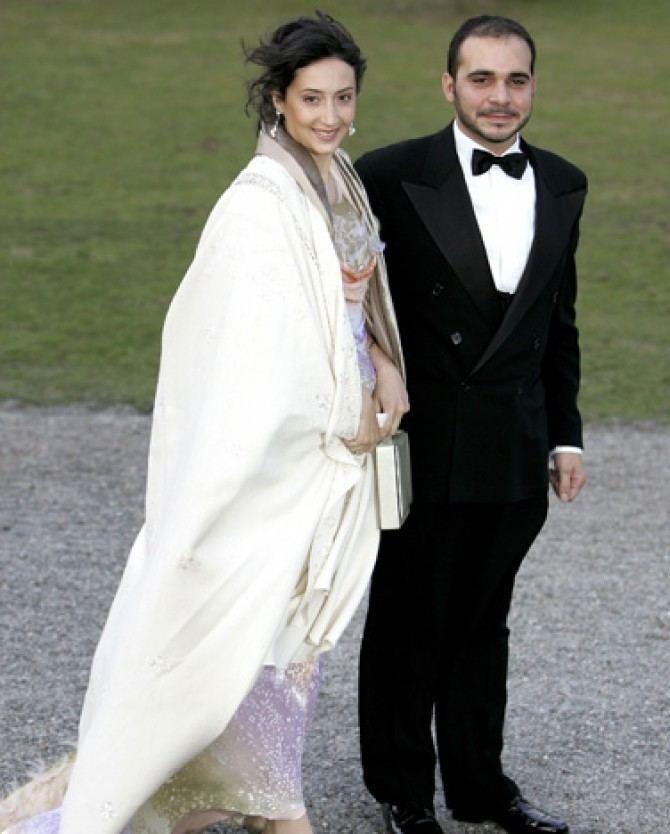 Princess Rym al-Ali Principesa Rym Al Ali a Iordaniei va vizita familia regal