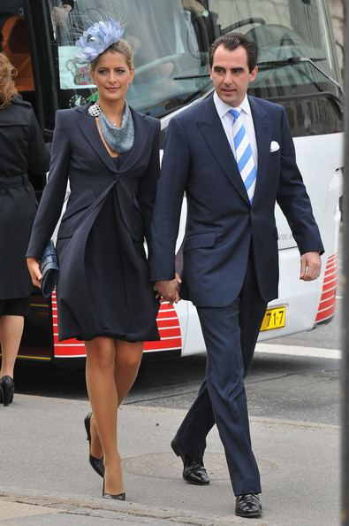Princess Tatiana of Greece and Denmark Prince Nikolaos of Greece and Princess Tatiana Photos