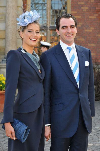 Princess Tatiana of Greece and Denmark Princess Tatiana Pictures Christening of the Danish