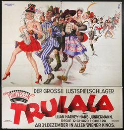 Princess Trulala movie poster