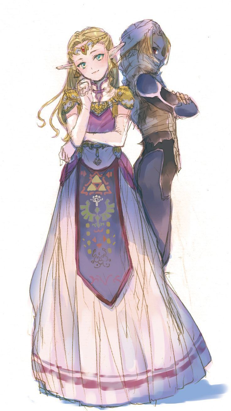 Princess Zelda 17 Ideas About On Pinterest Link And