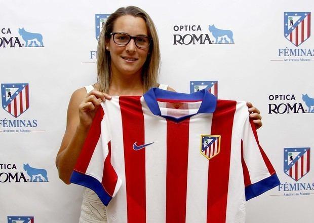Priscila Borja Club Atltico de Madrid Web oficial Priscila Borja