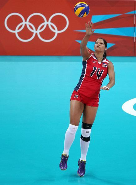 Prisilla Rivera Olympics Day 5 Volleyball Pictures Zimbio