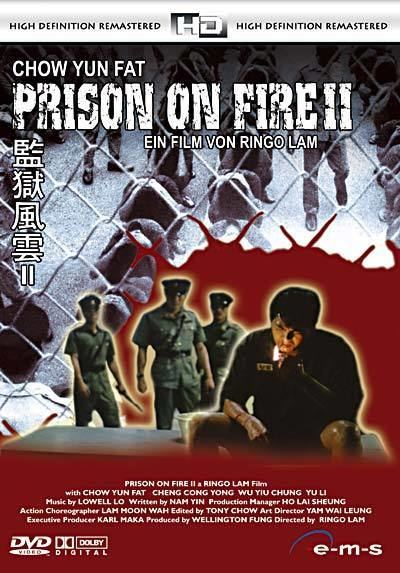 Prison on Fire Prison on Fire II 1991