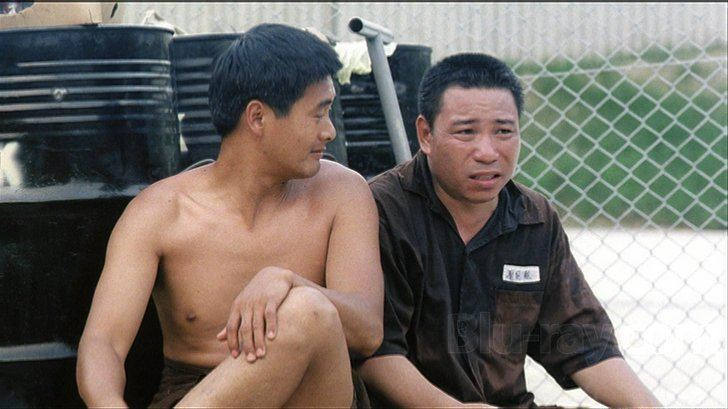 Prison on Fire II Prison on Fire II Bluray Hong Kong