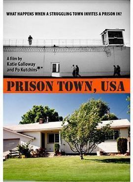 Prison Town, USA movie poster